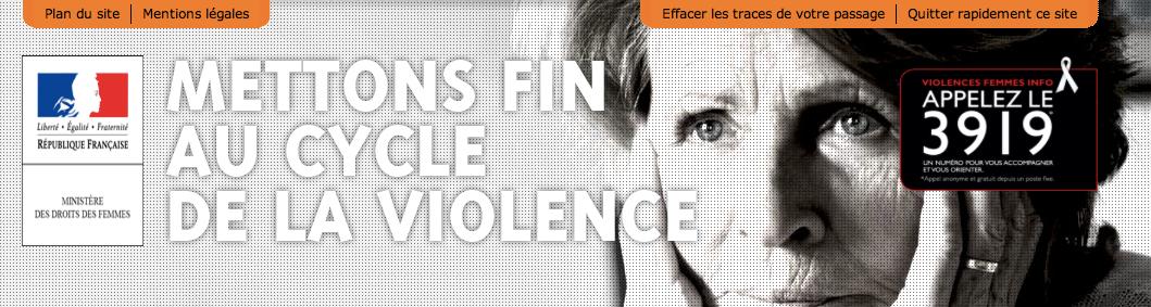 campagne mettez fin au cycle de violence