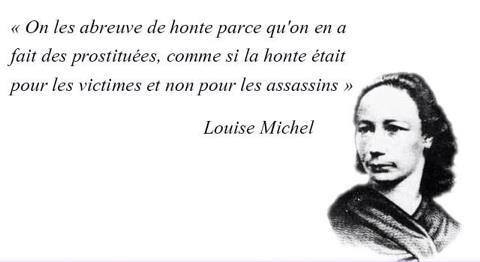 Abolitionnisme Louise Michel