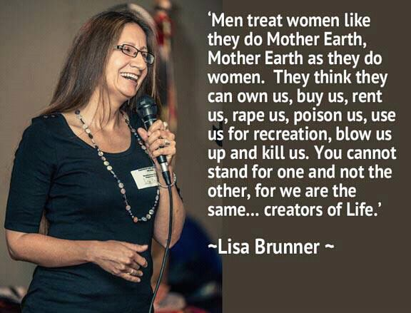 Earth and Women, creator of life
