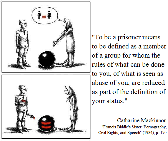 Mackinnon To be a prisoner